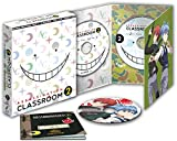 Assassination Classroom Temporada 2  - Parte 1 Episodios 1 A 12  Blu-Ray Edición Coleccionistas [Blu-ray]