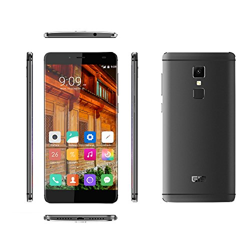 [Elephone Official Store] Elephone S3 4G Senza Cornice Smartphone Android 6.0(pollice 5.2