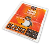 10 Paar OnlyHot Handwärmer Wärmepad für 7 Std. Aktivkohle Winter Sport