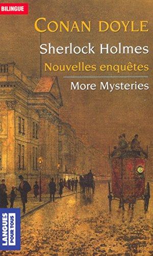 Sherlock Holmes - More mysteries