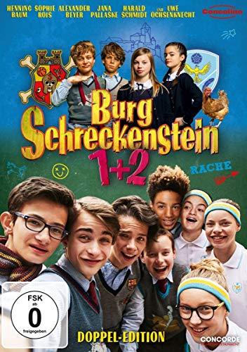 Burg Schreckenstein 1+2 [2 DVDs]
