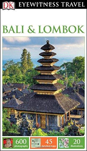 Bali & Lombok (DK Eyewitness Travel Guides) por DK Publishing