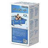 Intex Family Schwimmbecke, blau, 300 x 200 x 75 cm -