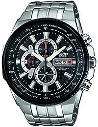 Casio Herren-Armbanduhr Edifice Analog Quarz Edelstahl EFR-549D-1A8VUEF