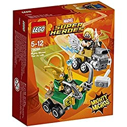 Lego Super Heroes 76091 - Thor Mighty Micros Loki