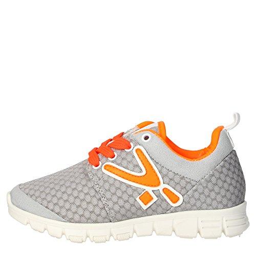 Snappy 452.18 Sneakers Bambino Nylon Grigio Grigio 34