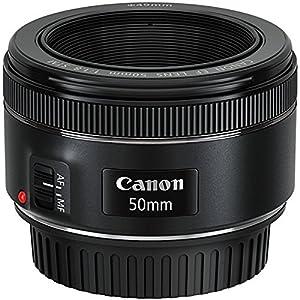 Canon-Teleobjektiv-EF-50-mm-f18-STM-SLR-Schwarz