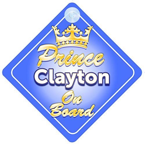 crown-prince-clayton-personalizzato-baby-bambino-boys-car