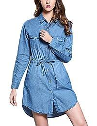 Amazon.es  tallas grandes mujer vestidos fiesta - ZHUIKUN EU ... 42ba744a9f2