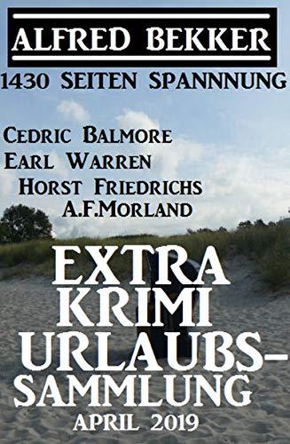 Extra Krimi Urlaubs-Sammlung April 2019