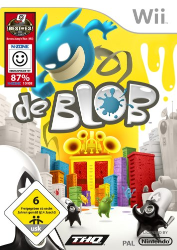 THQ Entertainment GmbH de Blob