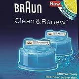Braun Reinigungskartusche ''Clean&Charge'' 4+1