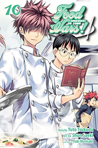 Food Wars! Volume 10
