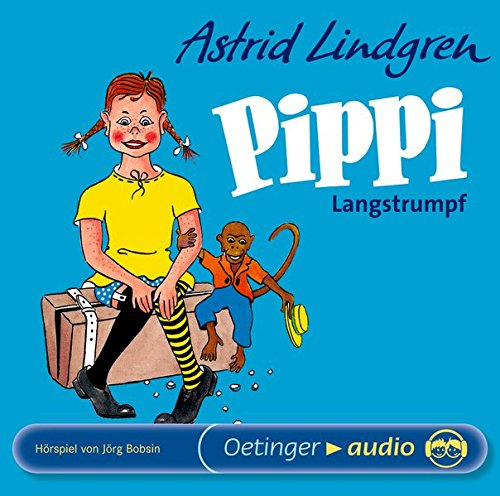 Pippi Langstrumpf. CD (Oetinger Audio