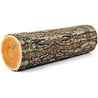 VWH Weicher Stuhlkissen Kissen Startseite Sofa mit Kreative Natur Holz Design