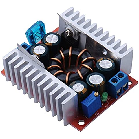 V-EWIGE DC reducen fuente de alimentación de convertidor de voltaje ajustable Módulo 15A Buck Buck verstelbare 4-32 V 12 V om 1,2 a 32 V 5 V DC modular convertidor Nueva
