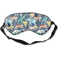 Animal Tiger Giraffe Zebra Lovers Sleep Eyes Masks - Comfortable Sleeping Mask Eye Cover For Travelling Night... preisvergleich bei billige-tabletten.eu