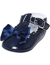 niñas Zapatos Switchali Zapatillas de deporte del niño del zapato del niño de la princesa Soft Bowknot del bebé Zapatos ocasionales