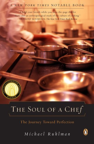 The Soul of a Chef: The Journey Toward Perfection - Fast-food-catering