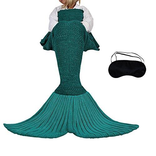 meerjungfrauen decke kaufen sch ne modelle in vielen farben. Black Bedroom Furniture Sets. Home Design Ideas