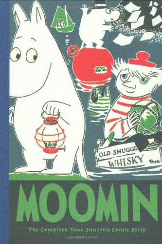 Moomin Book Three: The Complete Tove Jansson Comic Strip: Bk. 3