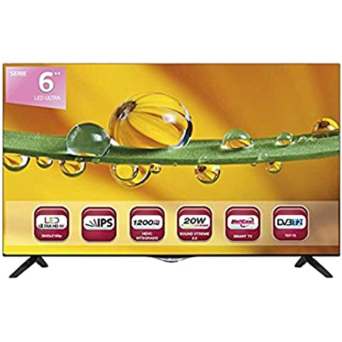 LG 40UF695V - Televisor UHD (4K) de 40