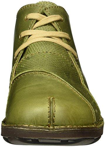 Rovers, Chaussures à Lacets Mixte Adulte Vert - Grün (kiwi / kiwi)
