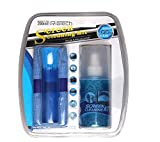 #5: RiaTech 3 in 1 Screen Cleaning Kit with Microfiber Cloth & Brush for Electronic Devices, 200ml
