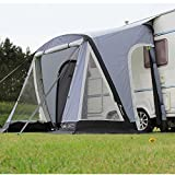 Sunncamp Swift 220 Air Plus Caravan mit Vorzelt