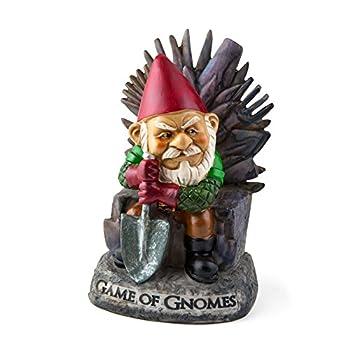 Bigmouth Inc Game Of Gnomes Statue 0