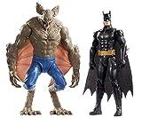 Batman vs Superman Batman vs. Man-Bat Due Personaggi articolati da 30cm,, FVM63