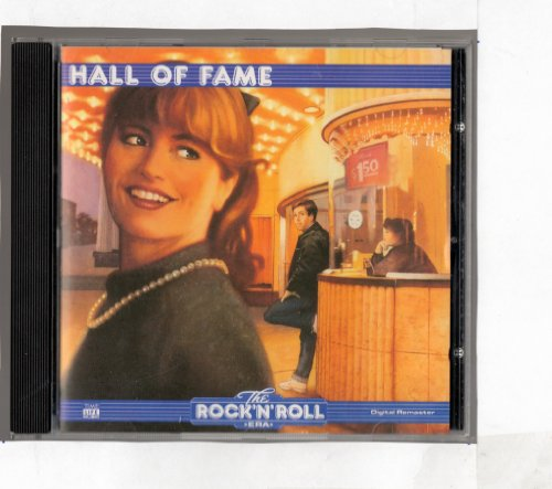 The Rock n Roll Era - Hall of Fame (Time Life Music) - ' Roll N Time-life-rock Cd Era