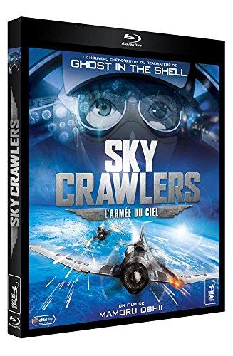 Sky Crawlers, l'armée du ciel [Blu-ray] [Import italien]