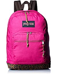 JanSport - Right Pack Expressions (Cyber Pink Leopard)