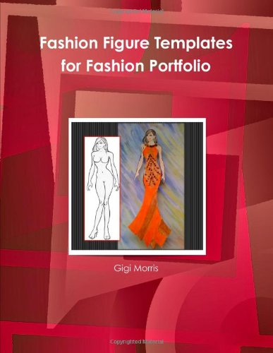Fashion Figure Templates for Fashion Portfolio