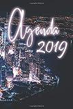 Agenda 2019: Professionnel, Semainier de janvier à décembre, Theme new york, Design et ergonomique, Simple et efficace, 15.2 x 22.9 cm, 116 pages