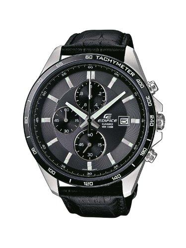 Casio EFR-512L-8A – Reloj (Pulsera, Masculino, Acero inoxidable, 5.4 cm, 4.86 cm, 1.23 cm)