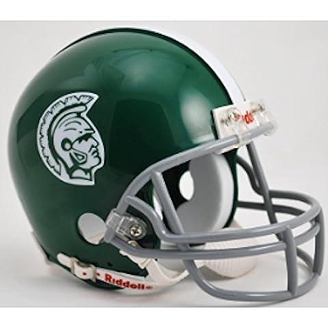 Riddell Michigan State Spartans Ncaa Mini Football Helmet 1965 Throwback by Riddell