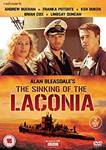 The Sinking of the Laconia [DVD] [2010]
