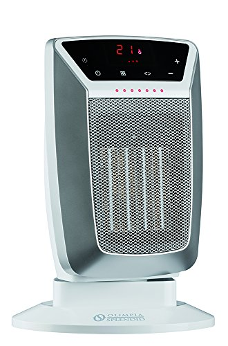 Olimpia Splendid 99449 Caldostile D, termoventilatore da pavimento da 2000 watt
