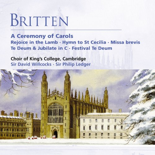 A Ceremony Of Carols Op. 28 (2...