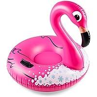BigMouth Inc Chilly Flamingo Tubo de nieve