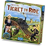 Ticket To Ride Expansion: Nederlands Map Collection