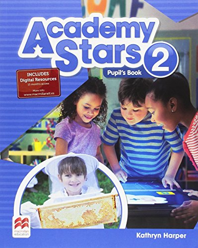 Descargar ACADEMY STARS 2 PERFORM BKLT PUPIL´S BOOK  PACK