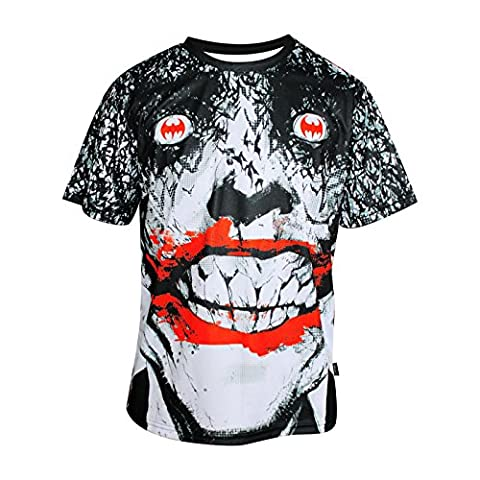 TeyCo Men Creative Trend Sportswear T-Shirt M