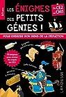 Les énigmes des petits génies ! Du CE2 au CM1- Cahier de vacances