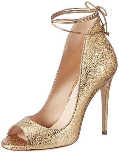 Dei Mille Damen Elena W/Strap Offene Sandalen Gold (Gold)