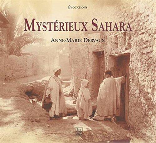 Mystérieux Sahara