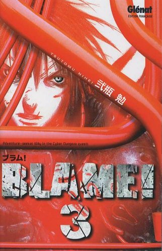 Blame ! Vol.3 par NIHEI Tsutomu