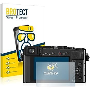 Pellicola di protezione schermo 6x per Leica V-LUX 1 Pellicola Protettiva Chiara Pellicola Display Pellicola